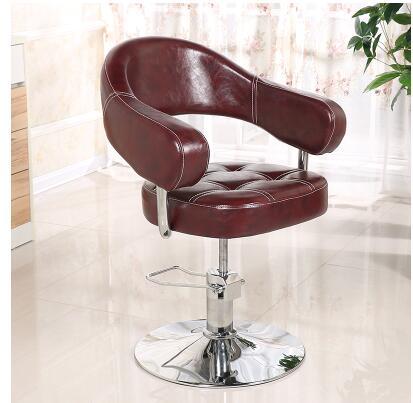 Парикмахерские ретро Утюг промышленных ветер волосы стул Прямая с фабрики Парикмахерская специальный стул - Цвет: 24