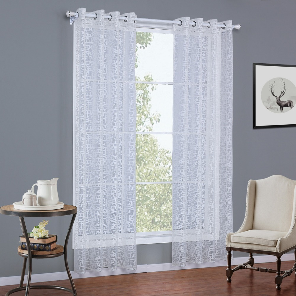 Curtains for living room white perspective modern curtains - European style curtains for living room ...