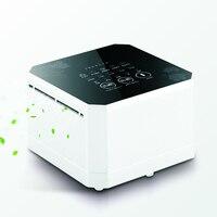 Formaldehyde removing home air freshener mini portable air purifier ionizer Air Purifier 220V
