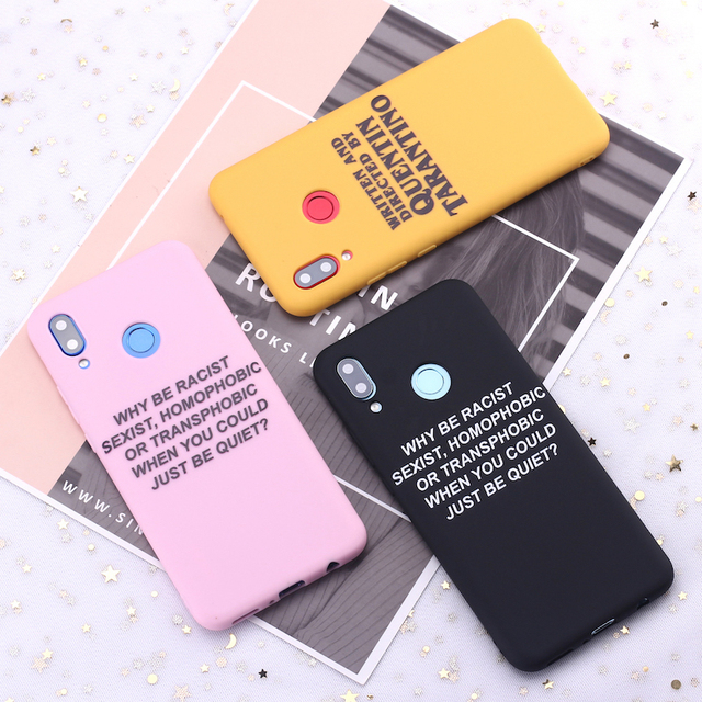 Dla Xiaomi Mi Redmi Note 5 6 7 8 9 10 lite Pro Plus wiara dobre cytaty Tumblr słowa cukierki silikonowe etui na telefony Capa Fundas