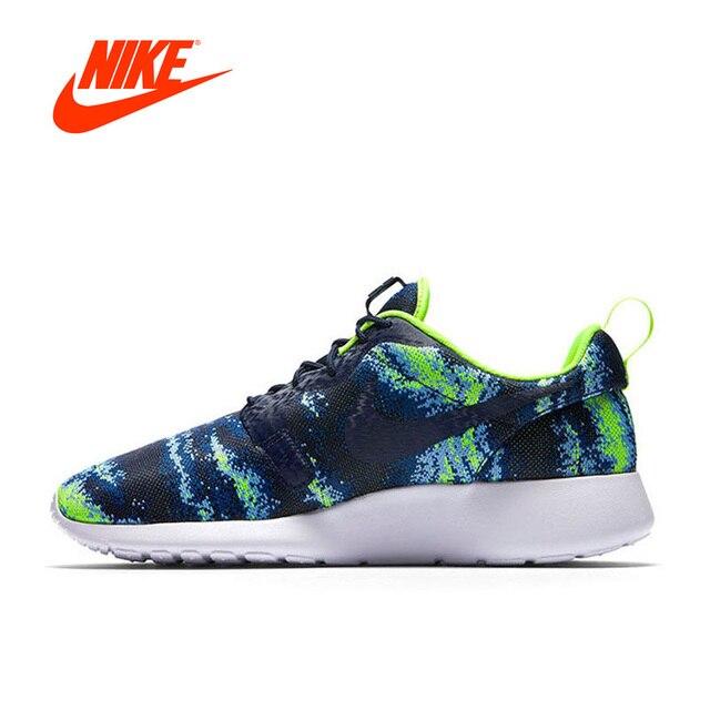 6f03b47cfbab2 Original New Arrival Official NIKE ROSHE ONE KJCRD Men s Prited Low Top  Running Shoes Sneakers Comfortable Outdoor Walking
