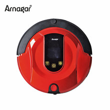 Arnagar Q1 Автоматический робот пылесос с танком для  воды и влажной уборкой, мощность всасывание 1000 PA, робот пылесос для дома