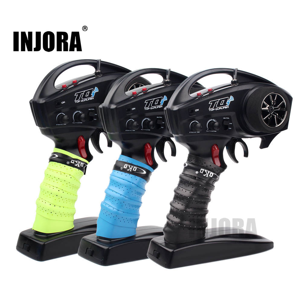 US $2 99 30% OFF|INJORA 1PCS Anti skid Absorbent Band for RC Car  Transmitter HSP Tamiya RC Crawler Traxxas TRX 4 Axial SCX10 D90-in Parts &