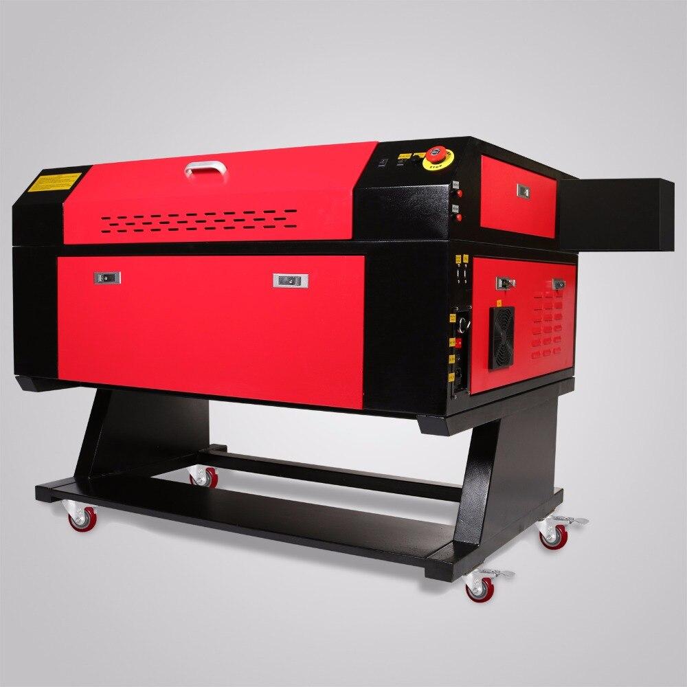 Trasporto Libero UE macchina per incisione laser Co2 taglierina incisore laser CNC DIY 700*500mm