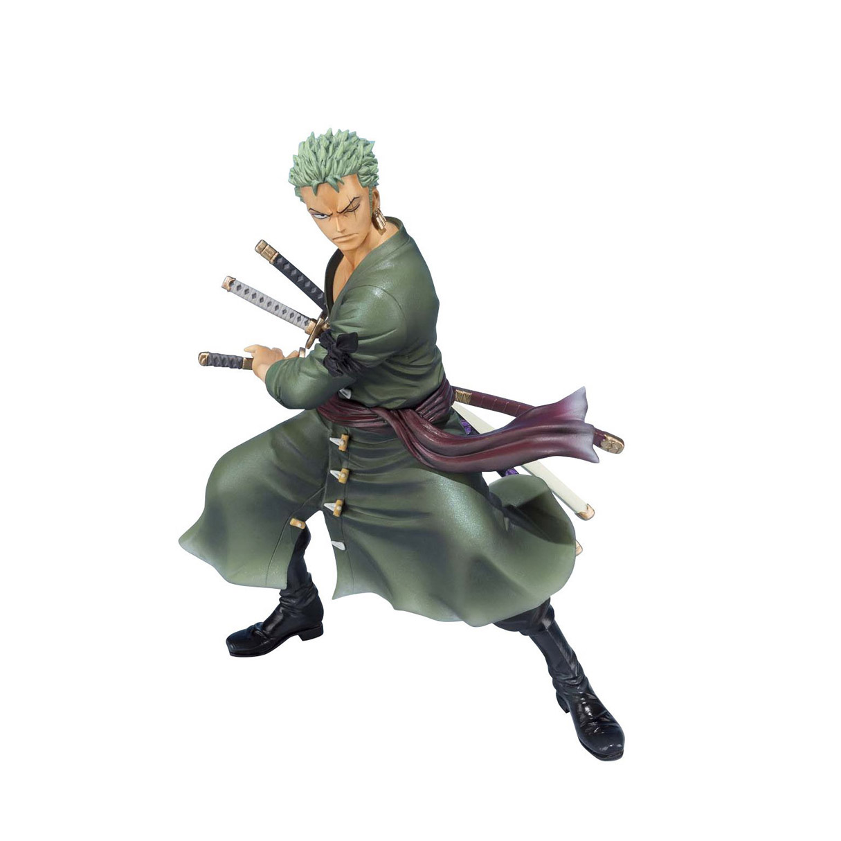 Chanycore Anime ONE PIECE SCultures BIG 5th anniversary NEW WORLD 14CM PVC Action Figures Roronoa Zoro DXF collect model toys 2017 electronic beauty machine massage facial skin care pore cleaner nose cleansing remover blackhead acne suction tools h7jp