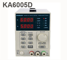 Wholesale prices KORAD KA6005D -Precision Variable Adjustable 60V, 5A DC Linear Power Supply Digital Regulated Lab Grade