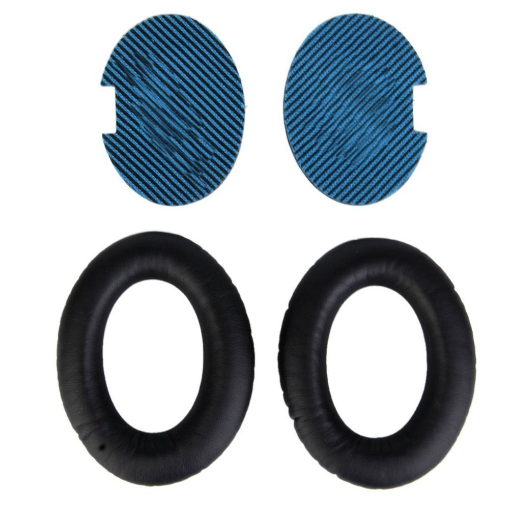 bose qc25. 2016 new top ear pads replacement earpads for bose qc35 / qc25 qc15 ae2 headphones pad cups cover-in phone bumper from cellphones bose qc25