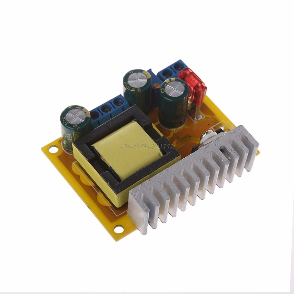 Irs2092 Class D Mono Audio Power Amplifier Amp 200w Assembled Board 200 Watts Circuit Electronic Project Using Tda8920bth Dc High Voltage Charging Booster Module 45 390v 780v Adjustable Dual Output Integrated
