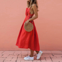 VI Summer Dress Women
