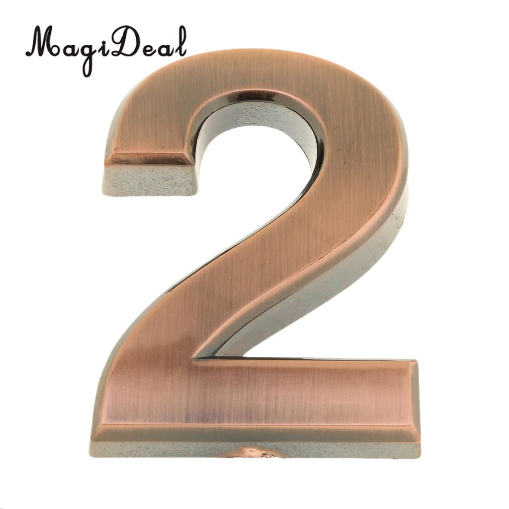 2Pcs Wall Plaque Sign Number 20 Letter for 20-year-old Birthday Party Decor