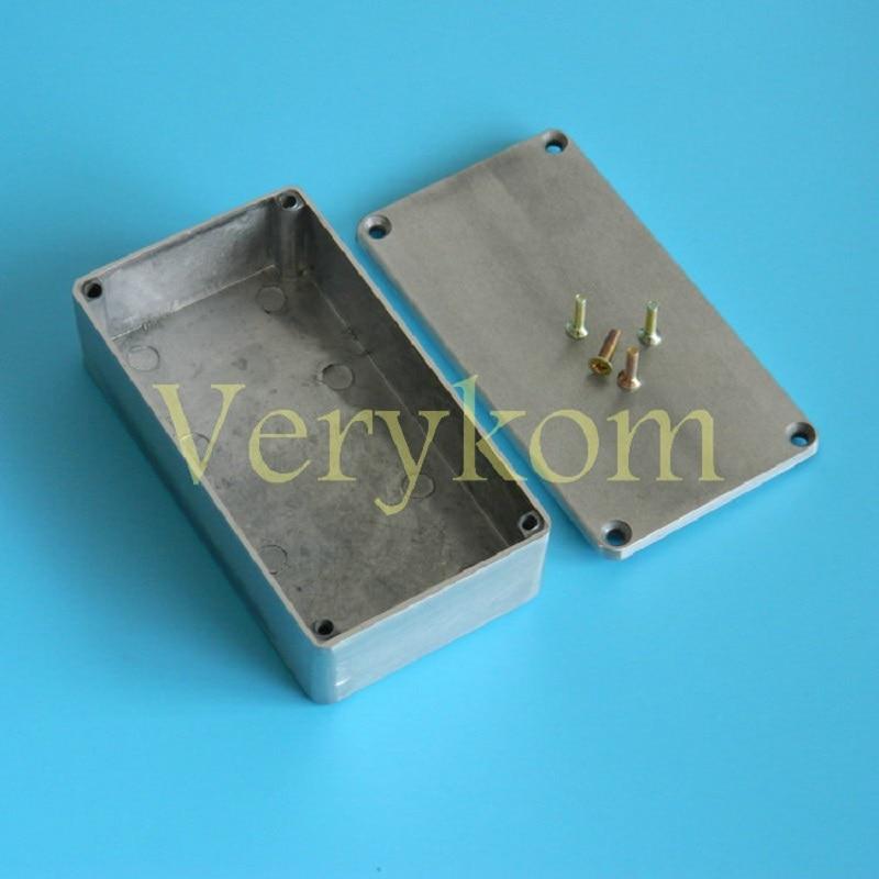 1590BB Diecast Aluminum Box Enclosure Box Stomp Box Effects Pedal Enclosure