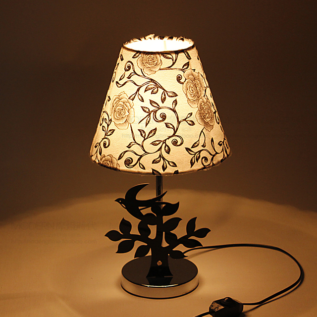 Bedside Table Lamp Wattage