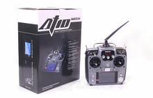 Freeshipping Radiolink 2.4GHz 10 Channel AT10 Transmitter Radio & R10D Receiver for RC Helicopter Airplane qudcopter drone