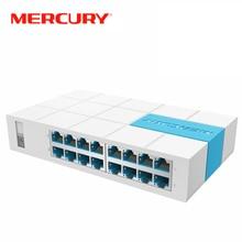 MERCURY S116M 16 Port RJ45 10/100Mbps Ethernet LAN Network Switch Desktop Switch