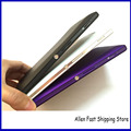 New Original Back Battery Cover For Sony Xperia C S39h C2305  Rear Housing Door Case With Power Volume Button Key +LOGO
