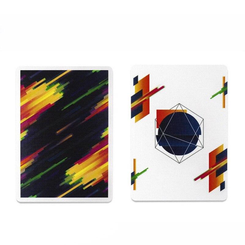 Cardistry Poker Touch Pulse cartes à jouer tours de magie Collection édition Fans de CARDISTRY Deck préféré - 3