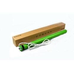 Smart Home Elektrische Vorhang Motorisierte Roll Blind Shutter Anti-diebstahl Fenster Rohr Motor-Roller TM-35S-10/17 220V schatten