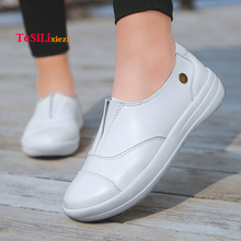 New Designer Womens Flat Shoes Slip-On Cotton Casual For Woman Walking Sneakers Loafers Soft Zapato