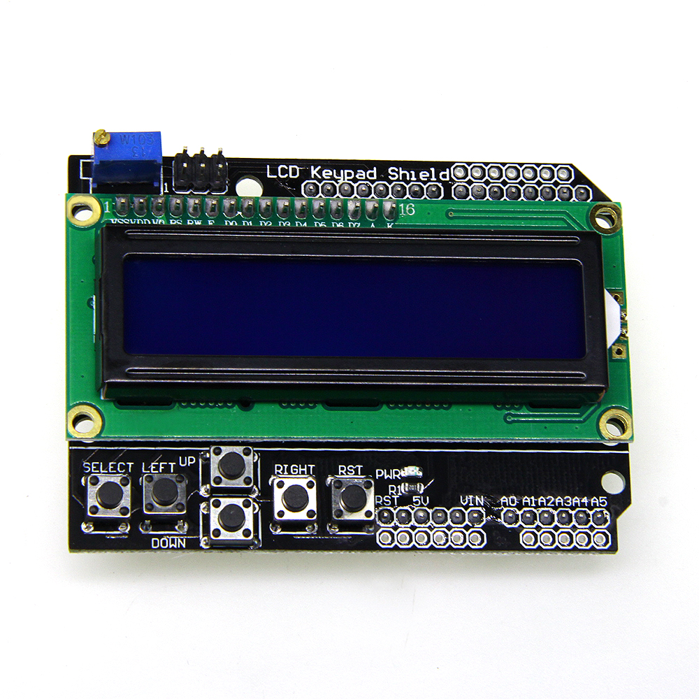 LCD 1602 Module Display For Arduino ATMEGA328 ATMEGA2560 For raspberry pi UNO blue screen