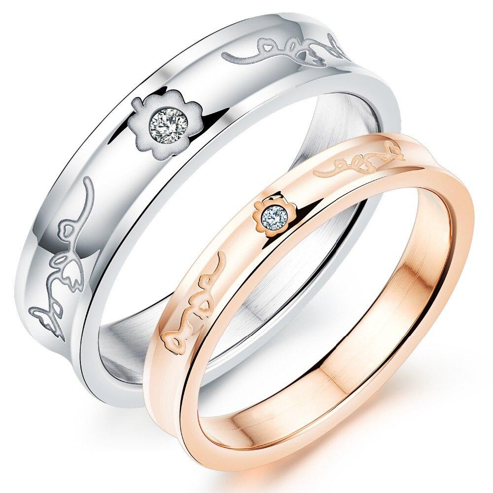 Титан сталь покрытие цвета розового золота любителей буддийской монашеской дисциплины микро декор циркон кольцо