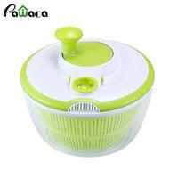 5L Vegetable Dehydrator Dryer Baskets Kitchen Salad Spinner Fruit Wash Clean Basket Storage Washer Drying Machine Cleaner