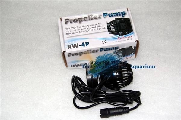 Jebao RW4P Propeller pump Aquarium ECO Wavemaker Impeller Pump Head Replacement 24V 4000L/H 10W