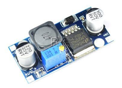 1pcs DC-DC Step Down Converter Module LM2596 DC 4.0~40 to 1.3-37V Adjustable Voltage Regulator Hot sale(China (Mainland))