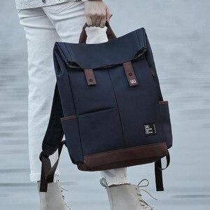 Image 4 - Youpin Urevo / 90fun College School Leisure Backpack 15.6 Inch Waterproof Laptop Bag Rucksack Outdoor Travel For Men Women