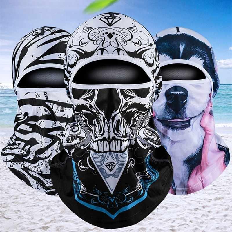 Походный шарф в масках капюшон открытый велосипедный шлем крышка классная бандана для рыбалки Спорт Велоспорт головной убор Защита лица шеи грелка