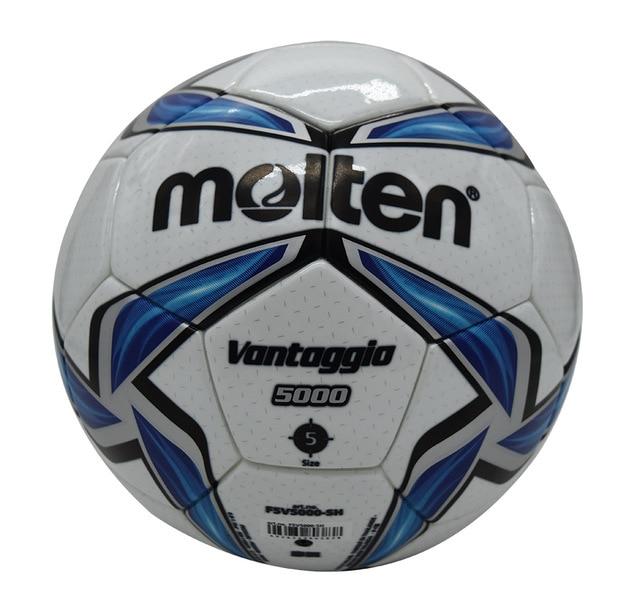 a060b5fe7b Original F5V5000 Molten Tamanho 5 PU Bola Jogo Profissional balon bola de futebol  gol de futebol