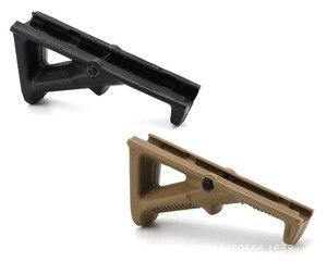 Image 5 - AFG tático Segunda Geração Angled Foregrip com Trilho de Guia para Nerf Gun Toy Acessórios