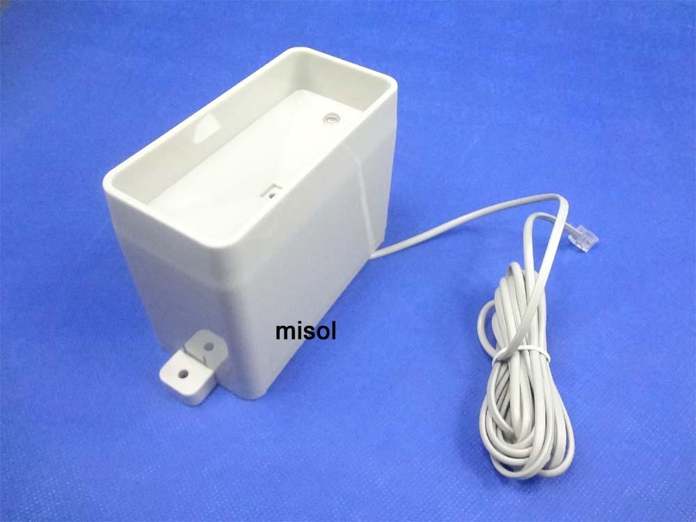 Spedizione gratuita Pezzo di ricambio per stazione meteorologica, per pluviometro, per misurare il volume della pioggia, per pluviometro, MS-WH-SP-RG