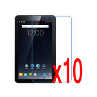 10pcs/lot LCD Clear Screen Protector Films Protective Film Guards For Dragon Touch S7 7