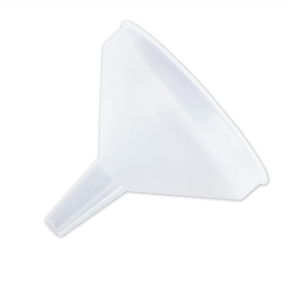 2pcs/set 90mm High Quality Plastic Wide Mouth Funnel