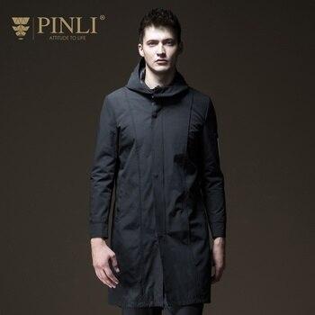2019 Mens Overcoat Sale Overcoat Men Pinli Product Made Fall Paragraph Dust Coat Grows In The New Men's Jacket Man B183603176
