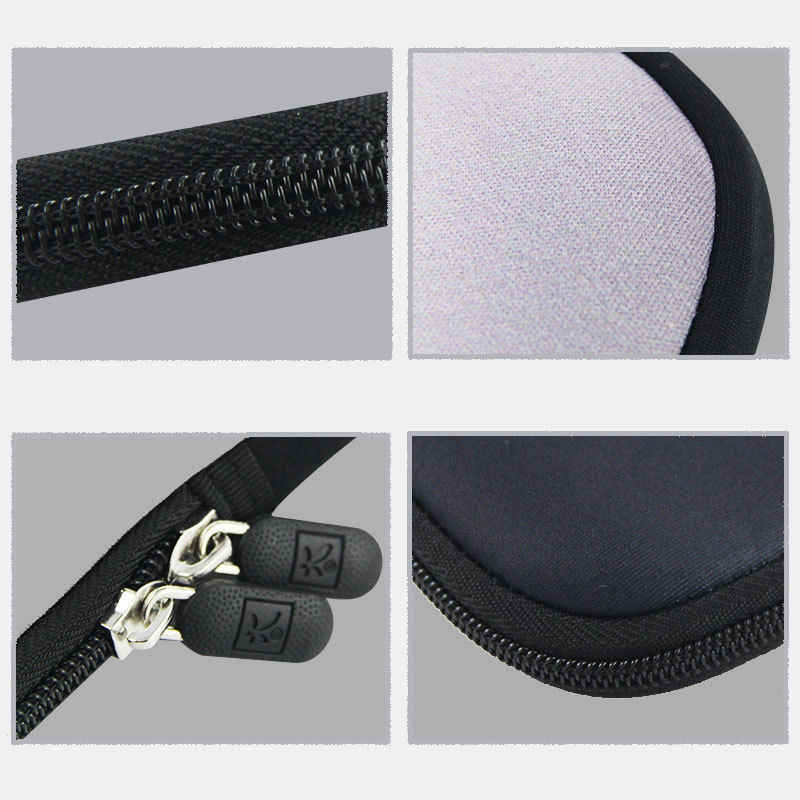 7 9.7 10 10.1 11.6 12 13 13.3 14 14.4 15 15.6 17 17.3 Inch Laptop Tas Netbook Sleeve Case notebook Cover Pouch Voor Hp Asus Acer