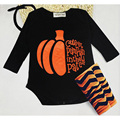 Cartoon Hallowmas Long Sleeve Baby Bodysuits Baby Girl One Pieces Clothes Baby Jumpsuits Kids Clothes Hallowmas Baby Clothes