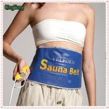 Sauna Belt Heating Beauty Slimming Diet Products Care Body Wrap Massage Sauna Exercise Belts For font