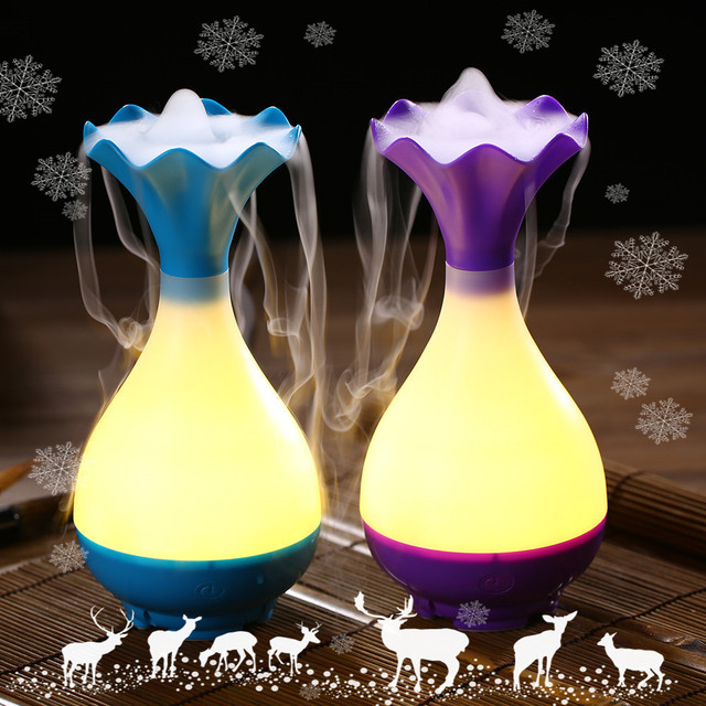 Classical Vase Aromatherapy Humidifier