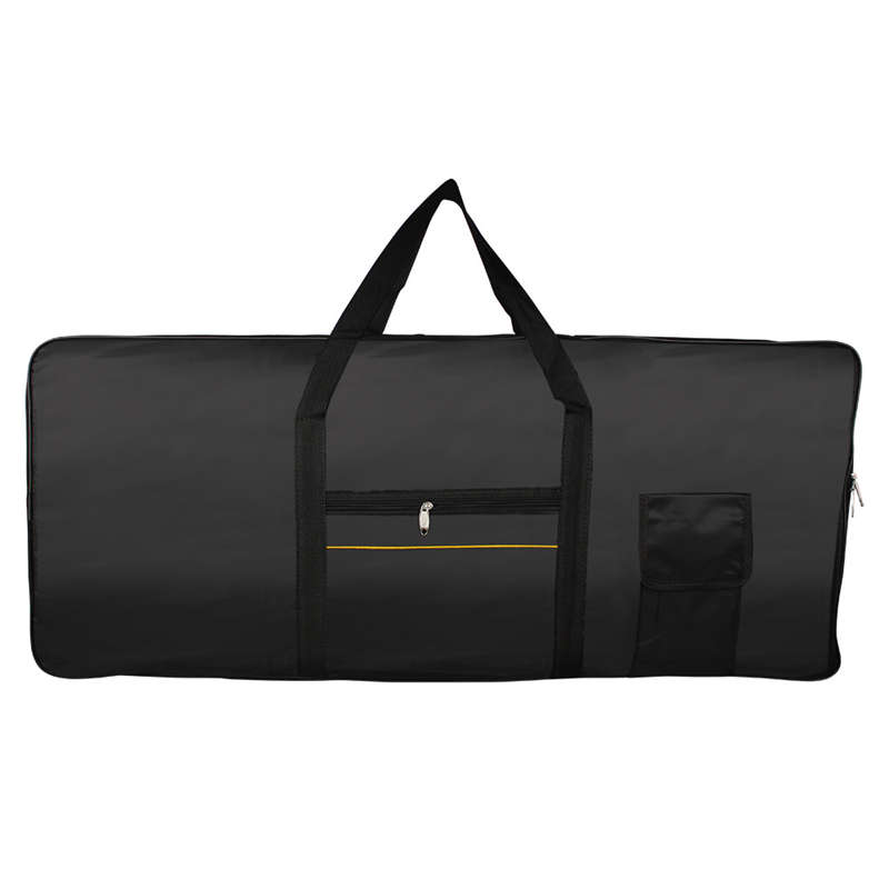 Waterproof Portable Oxford Fabric Electronic Organ Bag Case Cover For 76 Keys Keyboard Piano Musical Instruments Accessories