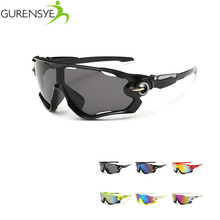 Men Women Cycling Eyewear Outdoor Sport Mountain Bike MTB Bicycle Glasses Motorcycle Sunglasses Eyewear Oculos Ciclismo