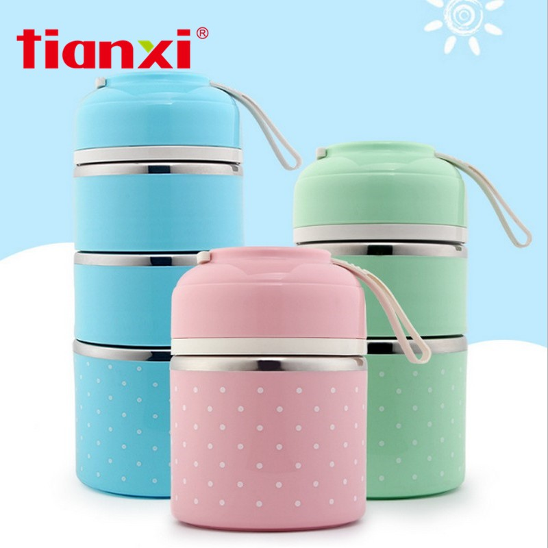 thermal thermos lunch box japanese stainless steel bento box for food soup container storage. Black Bedroom Furniture Sets. Home Design Ideas