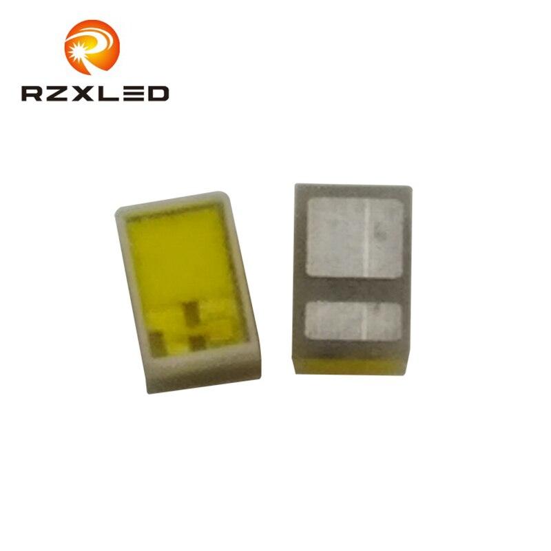 100 Stks/partij Led 1016 White1610 Smd1.0 * 1.6*0.8 Mm Voor Mobiele Telefoon Flash Digitale Video Apparatuur (dv) Industriële Endoscop Verlichting