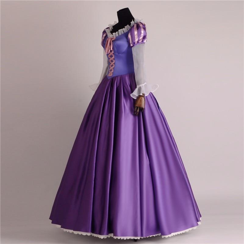 La Princesa Rapunzel disfraces trajes adultos para Halloween/Fiesta ...