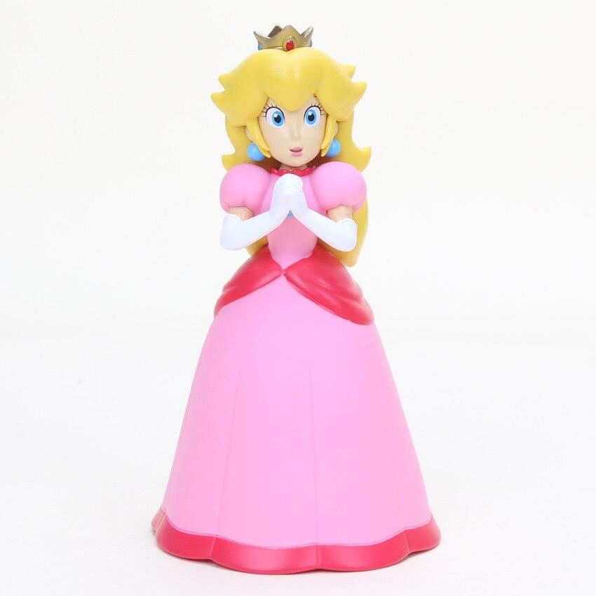 Super Mario Bros Action Figures 15cm 17