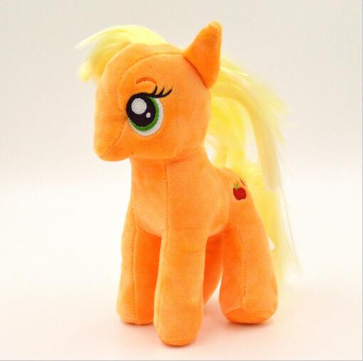 19cm High Quality lovely Horse Plush Doll for poni Unicorn Horse Toys for Children Kids Birthday Christmas Gifts