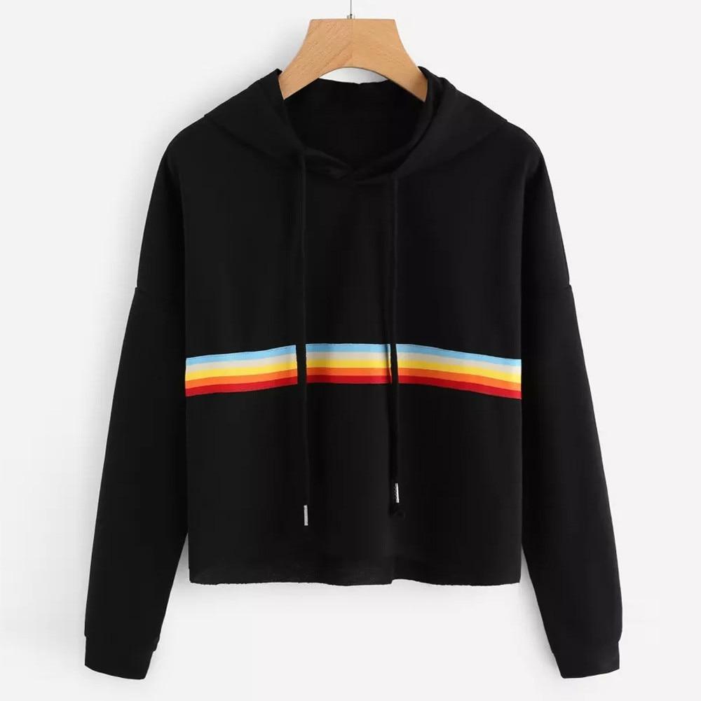 Adidas | Womens Black Hoodies & Sweatshirts Cropped Hoodie Black