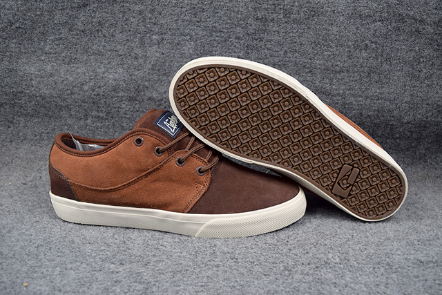 2016 New  Kids Shoes Hard-Wearing GLOBE MAHALO Ginger/Brown Blue Street Footwear Size9.5-12.5 Available