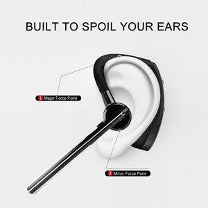 Image 3 - אלחוטי ווקי טוקי אוזניות PTT Bluetooth אוזניות עם מיקרופון מתאם 2 דרך רדיו M סוג אלחוטי אוזניות למוטורולה רדיו