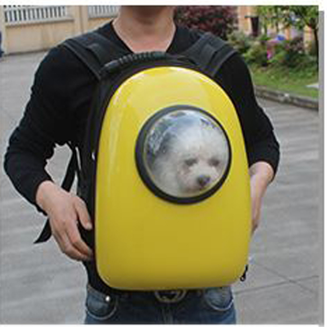 Aliexpress Com Buy Portable Dog Cat Pet Puppy Drinker: Aliexpress.com : Buy Space Capsule Shaped Breathable Pet